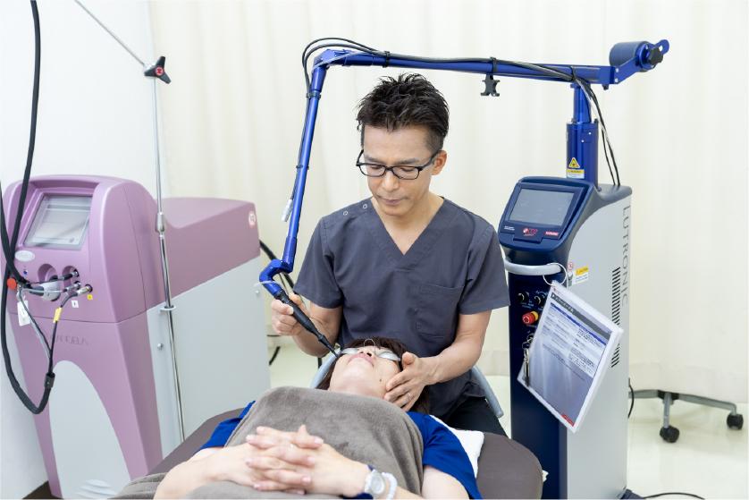 鹿嶋、神栖の医療脱毛、シミ、ニキビ治療は松永皮フ科クリニック